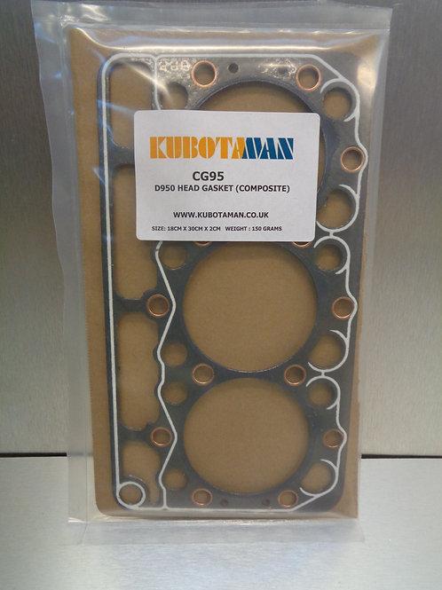 For D950 Kubota Engine