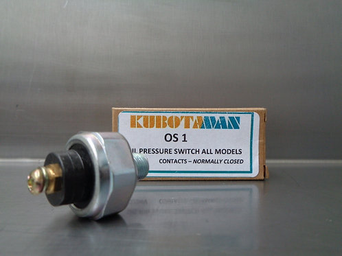 Oil Pressure Switch - all models