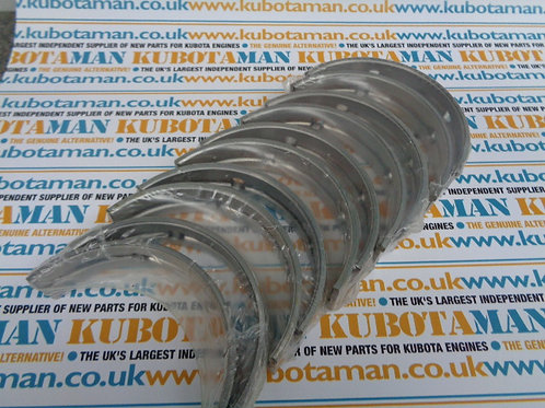 Main Bearings for a V2607 Engine