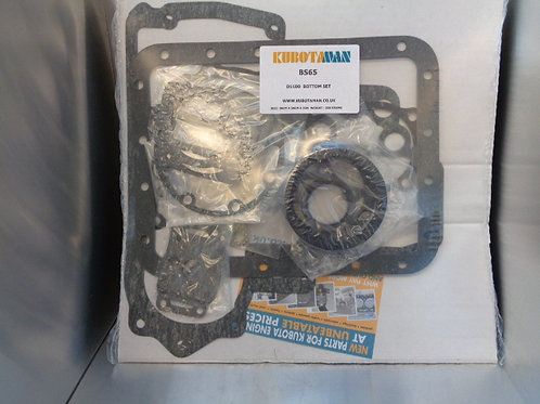 07916 29880 BOTTOM GASKET SET D1100