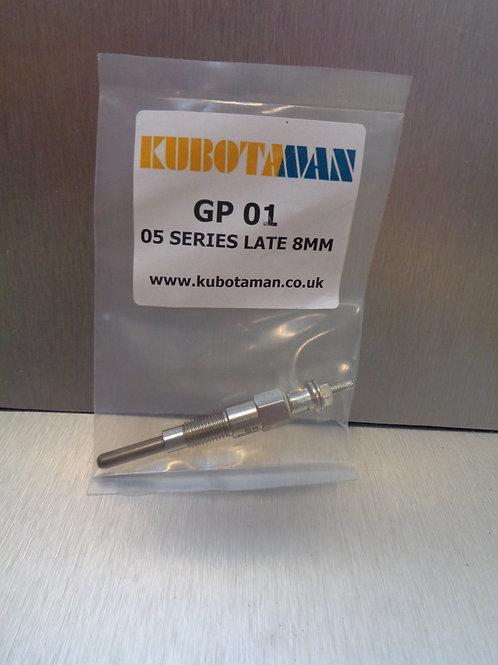 Glow plug  Mini-series engines (see listing)