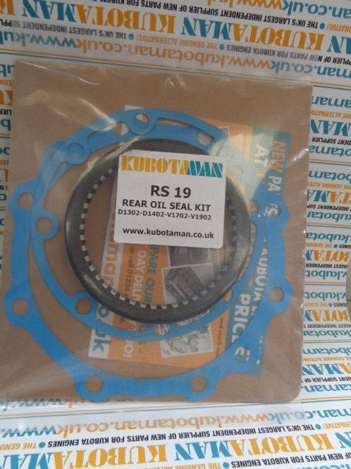 Rear seal D1302 D1402 V1702 V1902
