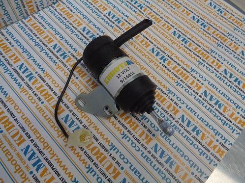 Solenoid to suit Z482-Z602- D722- D902