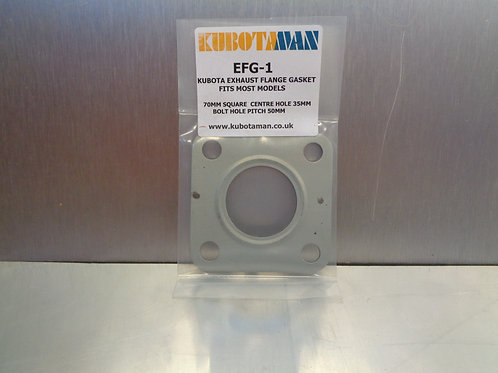 Exhaust Gasket for most Kubota engines