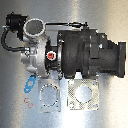 Turbocharger for V3300T engine