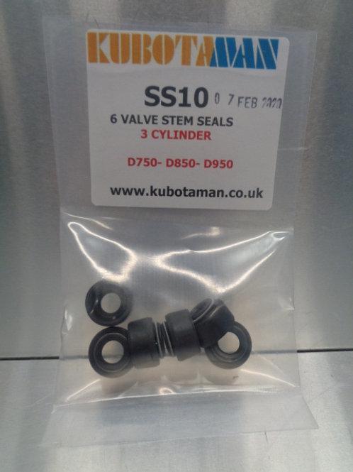 15261 13150 VALVE STEM SEAL SET D750 D850 D950