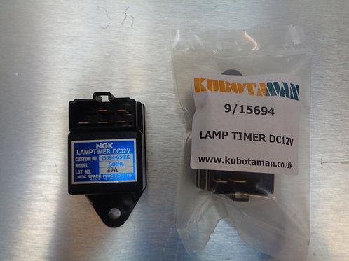 Lamp Timer for most Kubota Engines