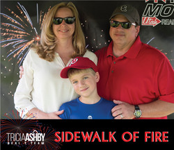 Sidewalk of Fire Pics6