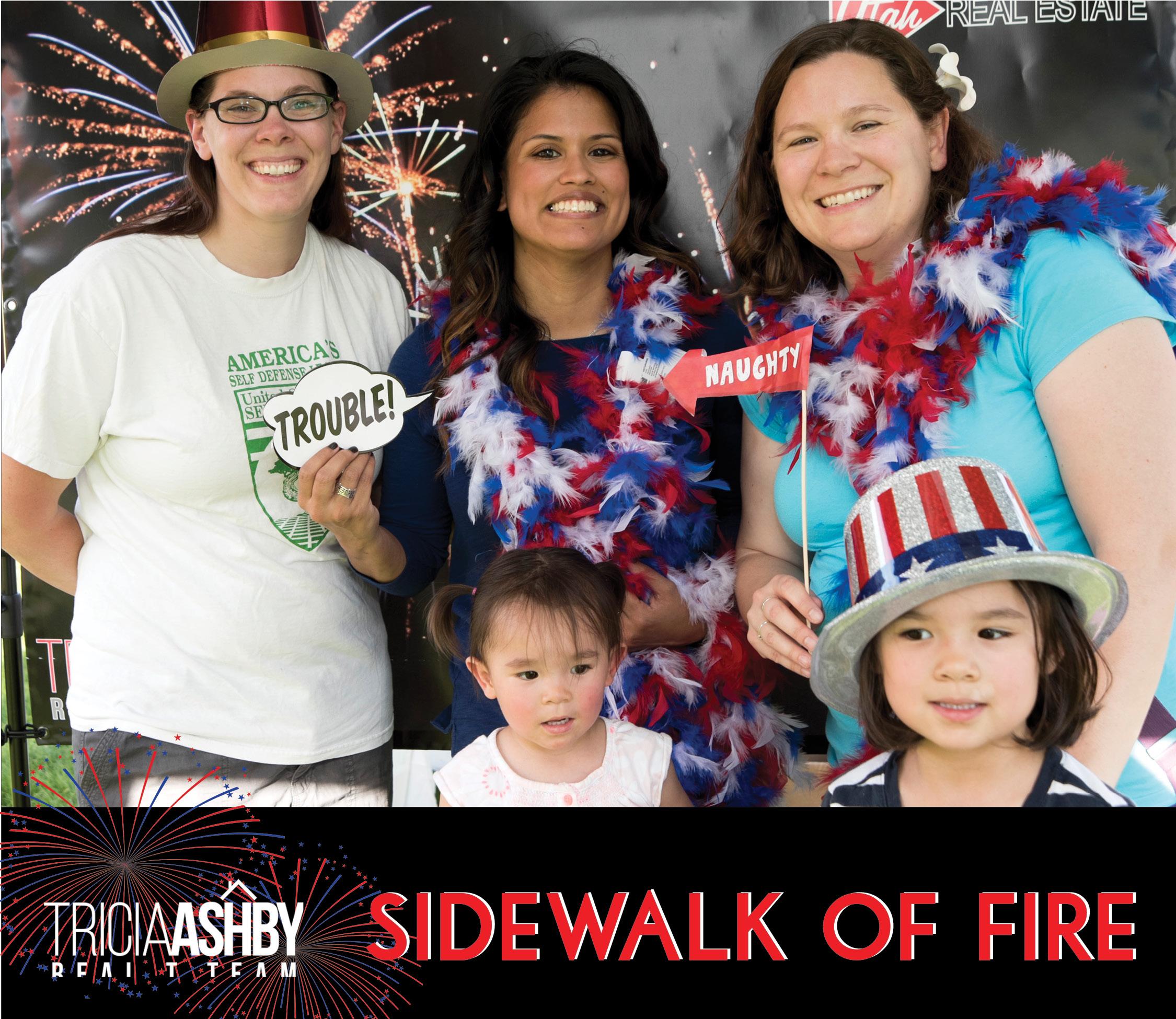 Sidewalk of Fire Pics11