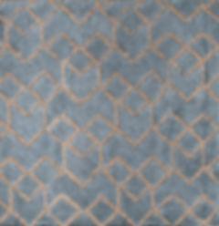32127 Metl ND-J-1156 Lurex Design5 Blue