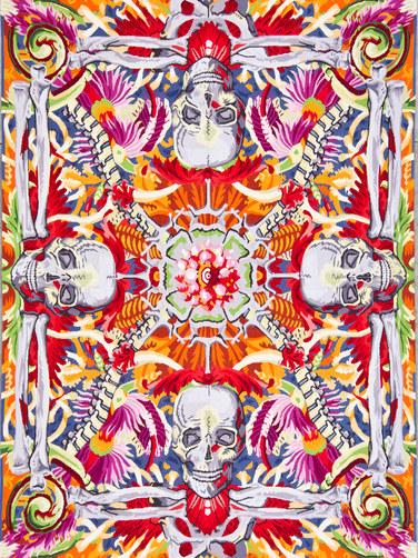 Design #3 Skulls