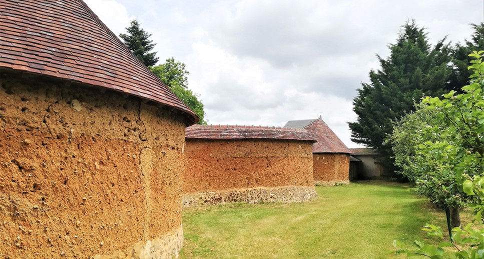 Mur du potager