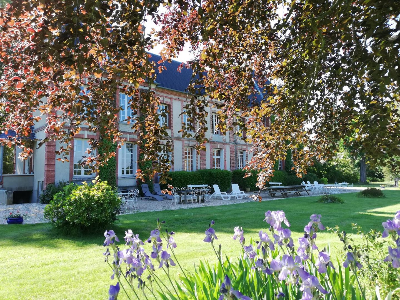 Château jardin