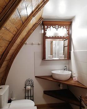 Salle de bain étage Chapelle
