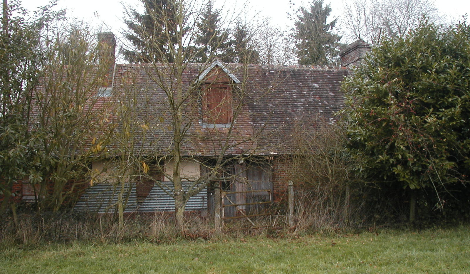 Maison du Garde