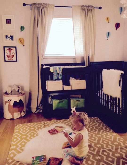 Gender-Neutral Nursery Design