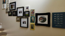 Create a gallery wall in 5 easy steps