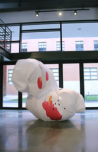 Inflatable Sculpture