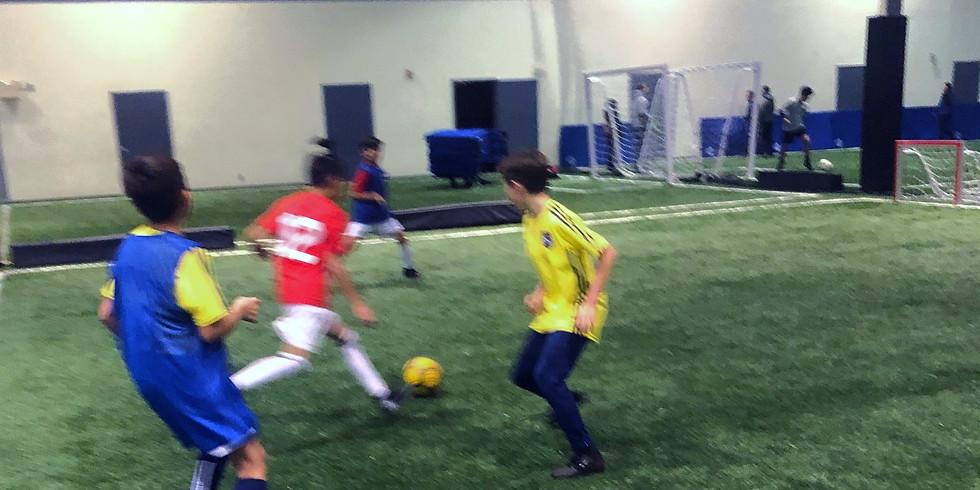 3 v 3 Soccer ~ B/G U9-U11 SUPER HOUSE Mini Tournament