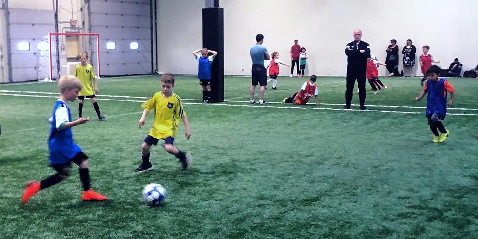 3 v 3 Soccer ~ B/G U12 - U13 SUPER HOUSE Mini Tournament (1)