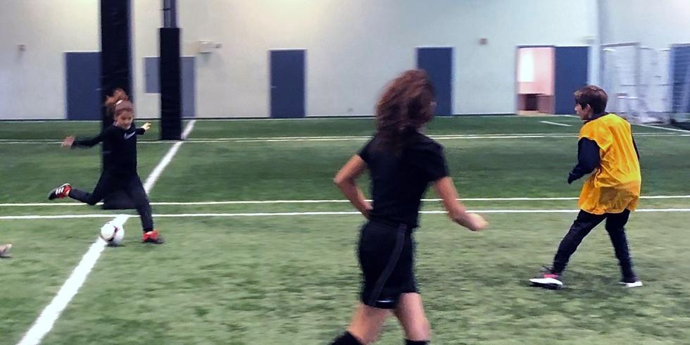 3 v 3 Soccer ~ B/G U13 - U15 SUPER HOUSE Mini Tournament