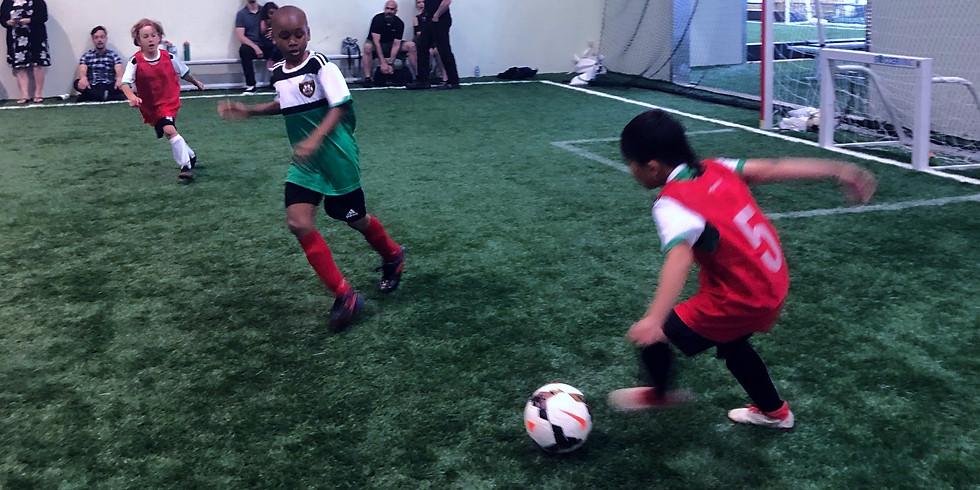 3 v 3 Soccer ~ B/G U12 - U13 SUPER HOUSE Mini Tournament