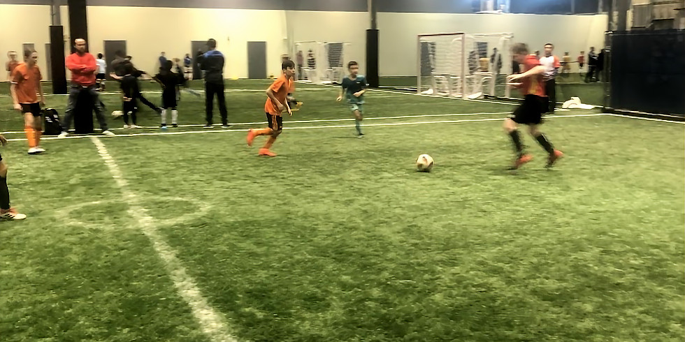 Kick Off to Summer - 3 v 3 SUPER HOUSE Friday Night Soccer