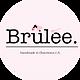 Brûlée. Logo