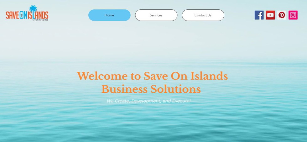 Save On Islands Business Solutions Site
