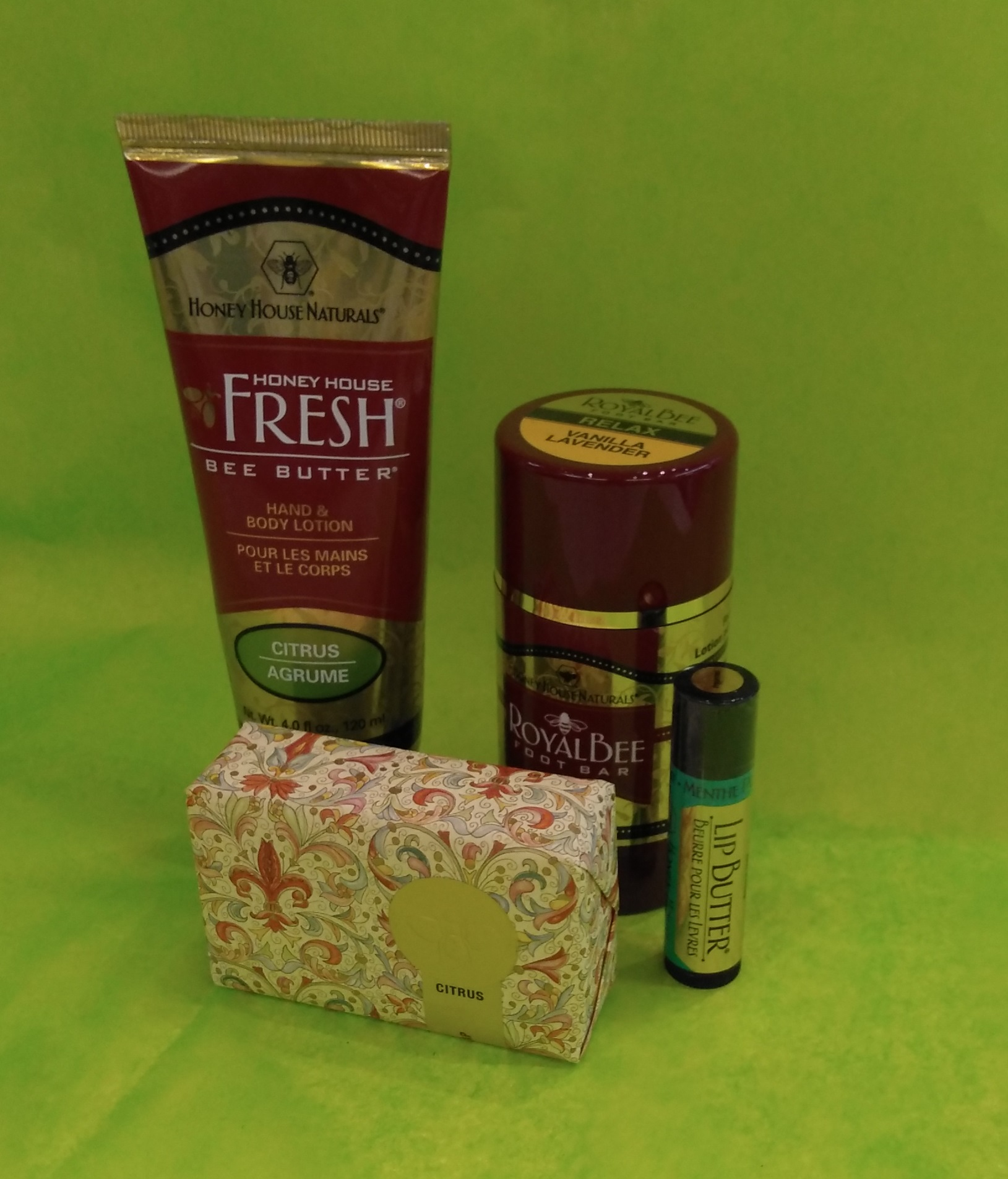 Busy Bee Self Care Package - $45.90