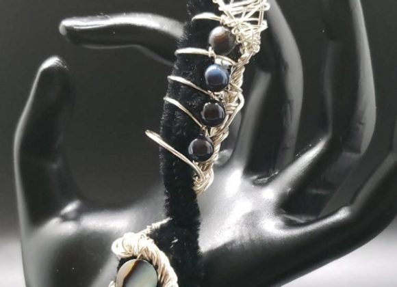 Serpent Loc Ring (M-L)