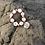 Thumbnail: Kongo Meditation Bead Bracelet
