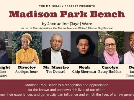 Madison Park Bench
