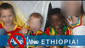 Ethiopia's Lawmakers Moving to Ban Foreign Adoptions