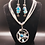 Thumbnail: Blue Ice Jewelry Set
