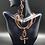 Thumbnail: Tulip Copper Jewelry Set