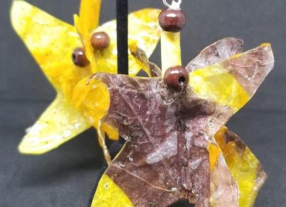 SeaFall Earrings (Butterfly)