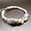 Thumbnail: Knotted Quartz Crystal Bracelet