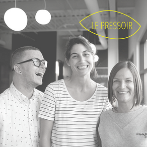 Version audio | Le Pressoir