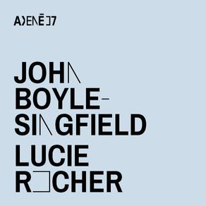 Lucie Rocher et John Boyle-Singfield