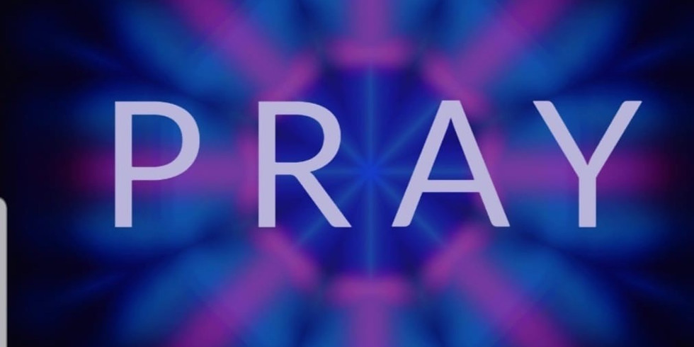 Saturday Morning Prayer for Revival