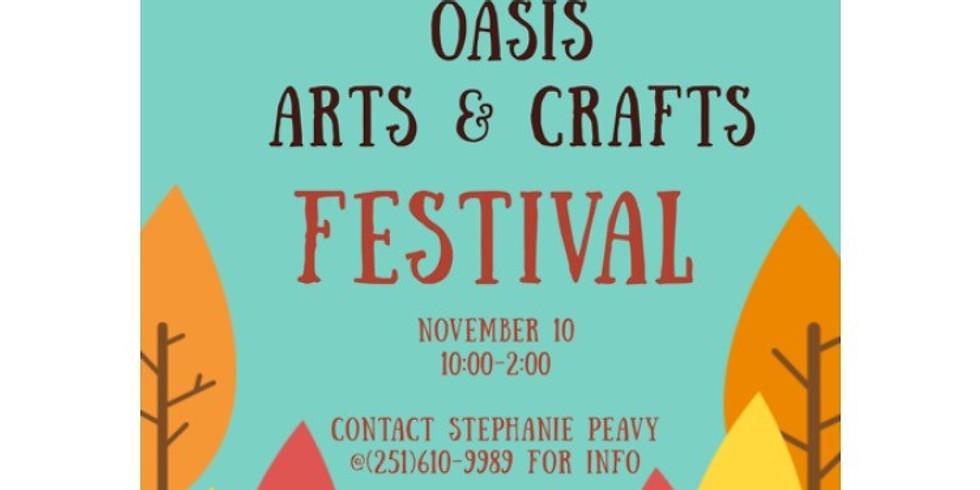 Oasis Arts & Crafts Festival