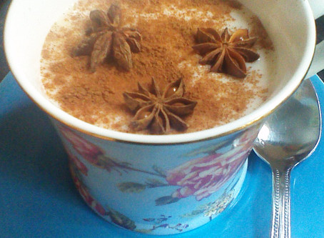 WARMING CHAI SPICED MYLK