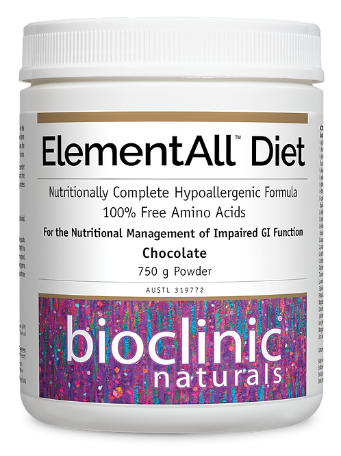 Bioclinic Naturals Elemental Diet