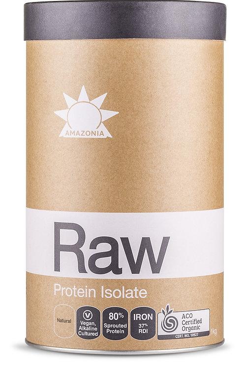 Amazonia Raw Vegan Protein Isolate Natural Flavour