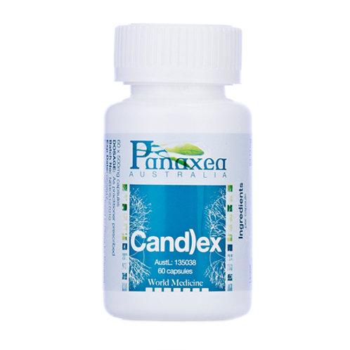 Panaxea Candex 60 capsules