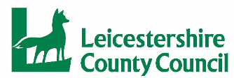 Local Authority Letter