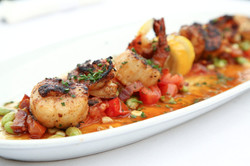 Shrimp Scallops