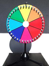 roue de table 40 cm