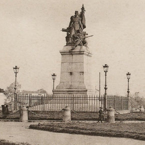 PARIS-COURBEVOIE 1900